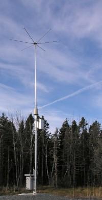Nautel CL-40 tactical antenna
