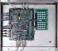 extensive control and protection circuitry