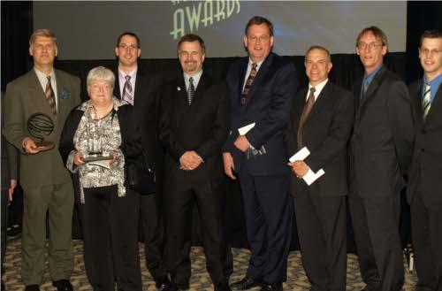 Nautel at 2009 Export Achievement Awards