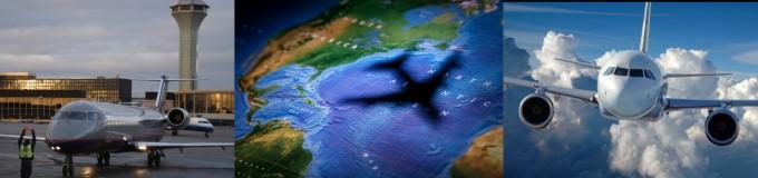 Aerospace navigation applications