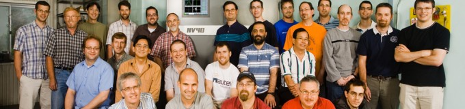 Nautel RF system design engineering team