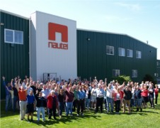 Nautel's RF solutions team at Nautel in Hackett's Cove